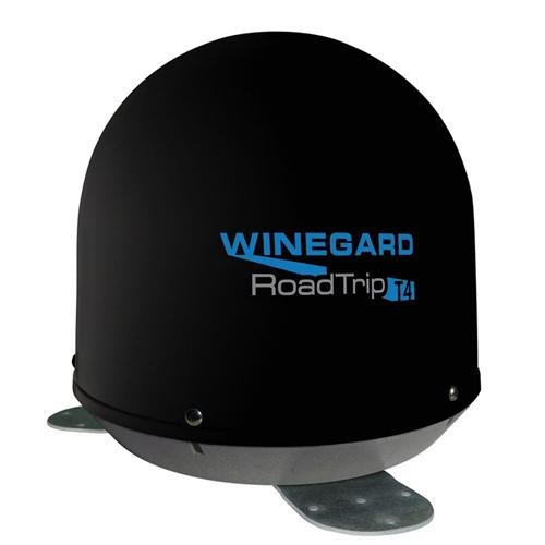 - Winegard RT2035T Roadtrip T4 In-Motion, Black