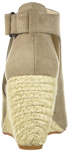 Sandal BC Park Theme Taupe Wedge Women's Footwear wqO7Z
