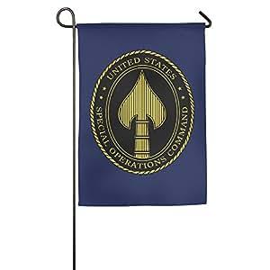 Operaciones especiales comando insignia decorativo colorido Mulitcolor casa bandera bandera