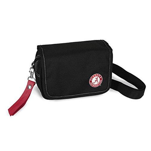 NCAA Alabama Crimson Tide Ribbon Waist Pack Purse