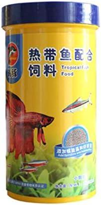 Alimentos para Peces goldfish Carp Guppies Alimentos 2