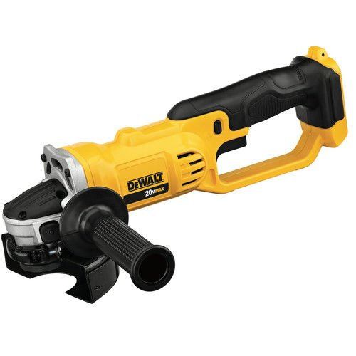 "DEWALT DCG412BR Reconditioned 20V MAX Lithium Ion 4-1/2"" Cut-Off Tool (Bare Tool)"