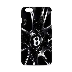 ANGLC bentley logo wheel (3D)Phone Case for iphone 6 4.7 case