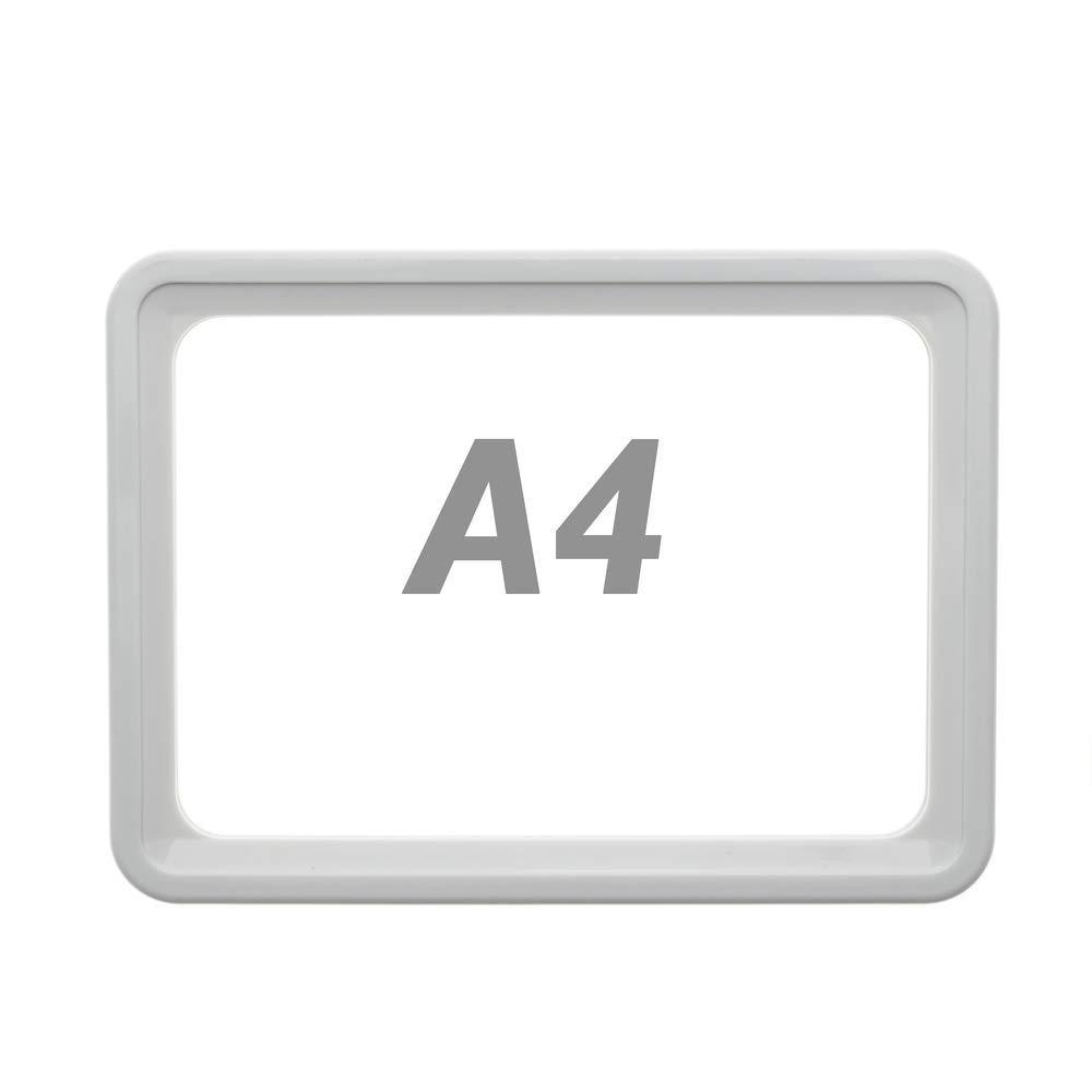 PrimeMatik - Marco para letreros y carteles A4 306x215mm ...