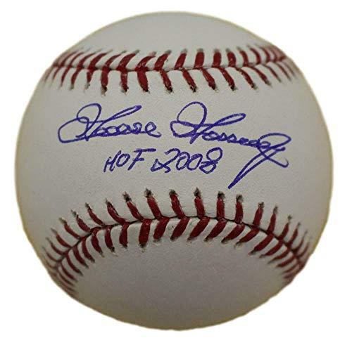 (Goose Gossage Autographed/Signed OML Baseball New York Yankees HOF JSA)