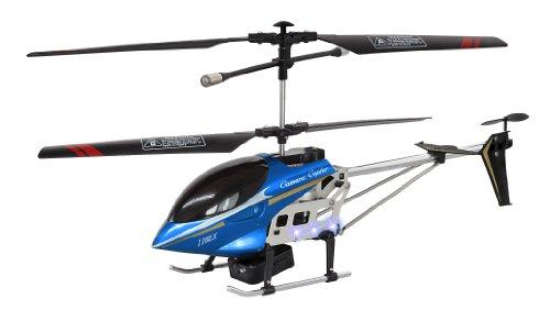 東京マルイ RCヘリコプター カメラコプター ブルー