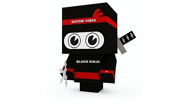 Block Ninja by Satori Vibes on Amazon Music - Amazon.com