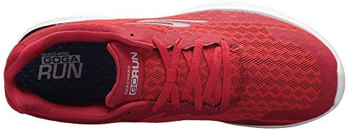 Skechers Herren Go Run 400 Outdoor Fitnessschuhe Rot (Red)