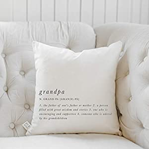 Handmade Throw Pillow - Made in the USA