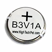 High Tech Pet Electronic Collar Battery for Model MS-4 and MS-5