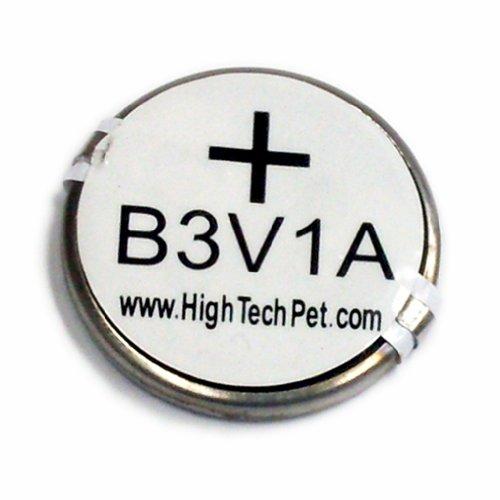 High Tech Pet Electronic Collar Battery for Model MS-4 an...