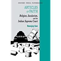 Articles of Faith: Religion, Secularism and the Indian Supreme Court (Law in India)