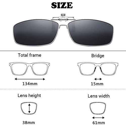 Metal de Portección Mujer Sunglasses UV400 Vintage Metálico Gafas Polarizadas Conducir Eyewear Rectangular Anti Lectura Hombre Sol Reflejante Golden Hzjundasi gqtYxY