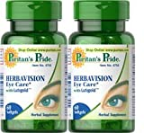 Puritan's Pride Herbavision with Lutein and