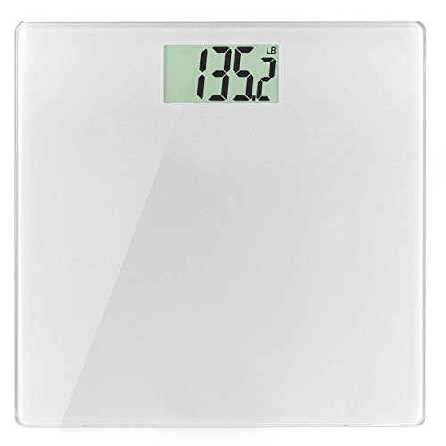 Health o meter HDM171DQ-60 Glass Weight Tracking Scale, 4.15