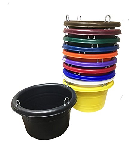 (Mini, Red) Jolly Pets Feed Tub