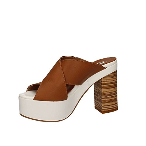 Shoes Mujeres Zueco S P Marròn 02 F9 Grace aqdBwa