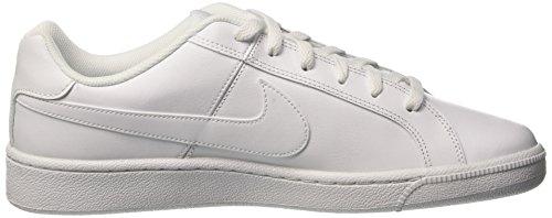 Nike Herren Court Royale Gymnastikschuhe Blanco (White / White)