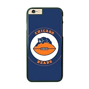 NFL Case Cover For HTC One M8 Black Cell Phone Case Chicago Bears QNXTWKHE1790 NFL Hard Durable Phone