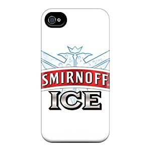 Faddish Phone Smirnoff Ice Case For Iphone 4/4s / Perfect Case Cover
