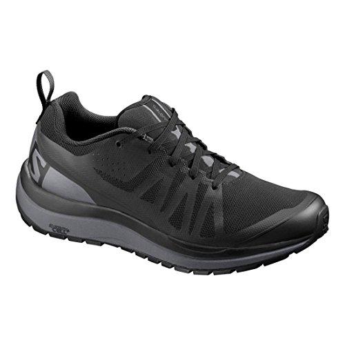 Salomon Men's Odyssey Pro Low Hiking Shoes Black/Quiet Shade/Black sale online shopping L9dPV