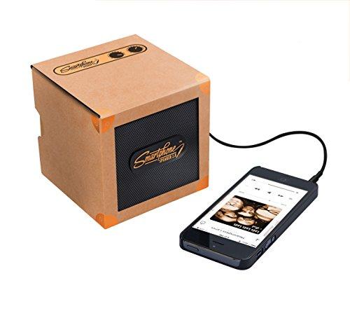 Smartphone Speaker 2.0 Copper  By Luckies