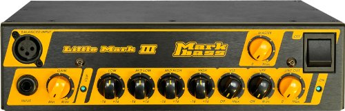 - Markbass Little Mark III Bass Amp Head