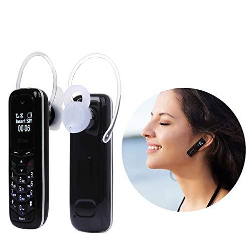 Sudroid Mini Cell Phones Unlocked Bluetooth- Tiny Phone World Smallest Mini Phone GSM Bluetooth Handset Mini Phone…
