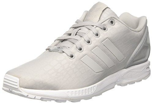 adidas ZX Flux W, Zapatillas Para Mujer Gris (Grey Two/grey Two/footwear White)