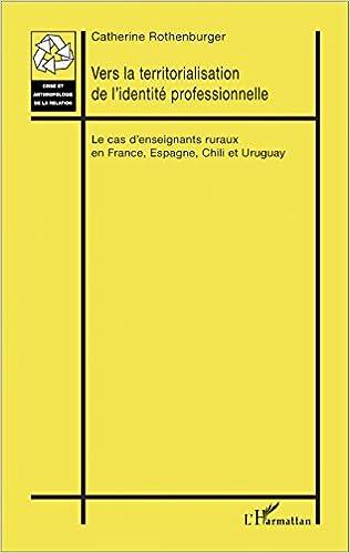 Livre Vers la territorialisation de l'identité professionnelle pdf