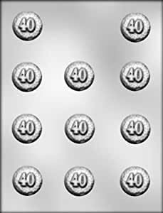 CK Products 40th Anniversary Mint Chocolate Mold 90-11340