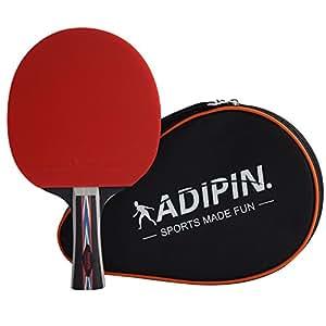 Amazon Com Adipin Superior Table Tennis Racket Ping