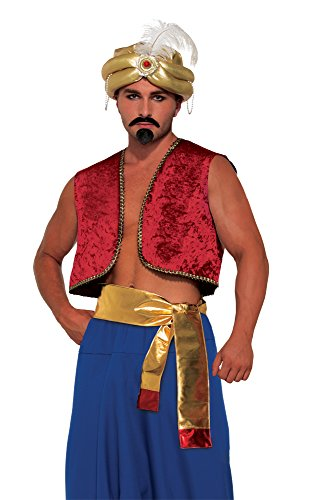 Forum Novelties Desert Prince Sash (Gold) Standard
