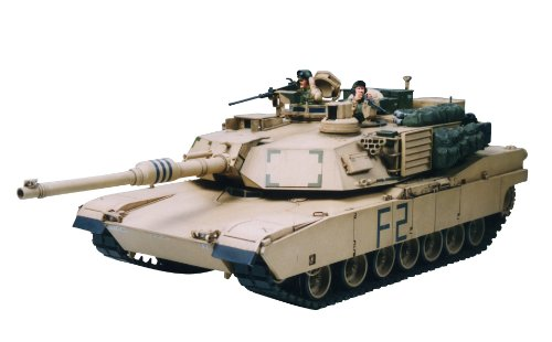 Tamiya Models M1A2 Abrams Model