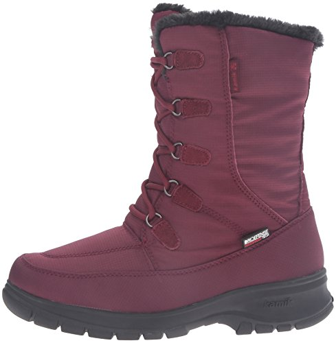 Kamik Brooklyn Damen Stiefel Winterstiefel burgundy