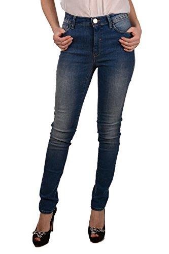 Trussardi Jeans Jean Skinny Femme Blu Lav.