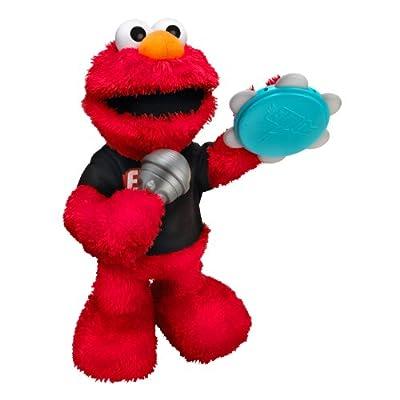 Sesame Street Let's Rock Elmo: Toys & Games