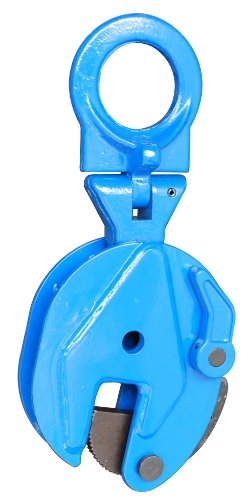 i-Lift Equipment ICD1B Universal Plate Clamp, 2200 lb Working Load Limit by i-Lift Equipment (Image #1)