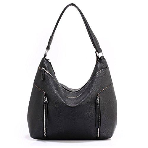Chloe Hobo Black Bag - 4