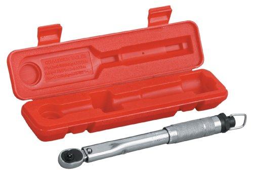 TEKTON 2432 1/4-Inch Drive Click Torque Wrench, 20-200 Inch/