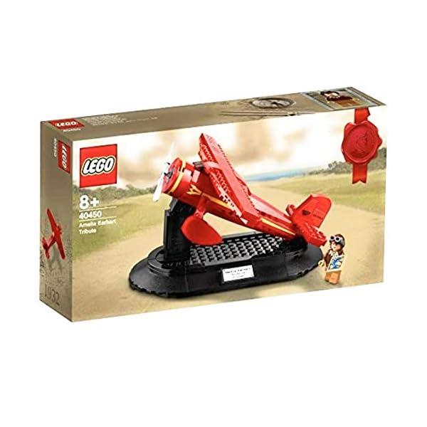 Lego Amelia Earheart Tribute 40450 Exclusive Building Set