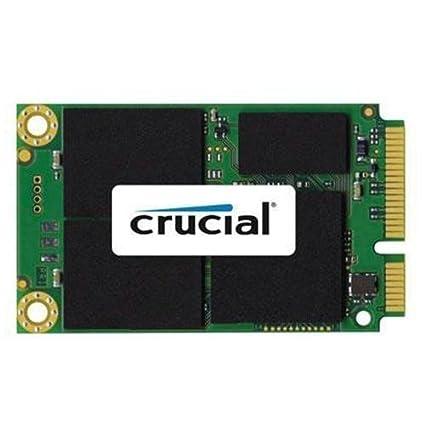 MICRON tecnología 240 GB M500 mSATA SSD de estado sólido disco ...