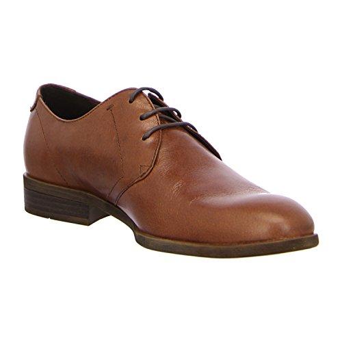 Zapatos marrones formales Jana para mujer Iduw2I