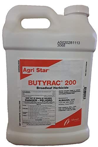 Albaugh Butyrac 200 2 5 Gallons