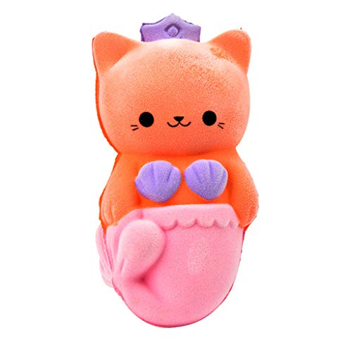 JPJ(TM)1Pcs Kids Hot Fashion Furry Beauty Cat Slow