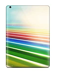 Everett L. Carrasquillo's Shop Tpu Phone Case With Fashionable Look For Ipad Air - Colorful Fields