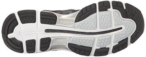 de Gel Ónice para 19 Mujer Asics Plateado Nimbus Zapatillas Negro Running WInAzz6qS