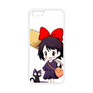 Kiki's delivery service iPhone 6 4.7 Inch Cell Phone Case White 11A075601
