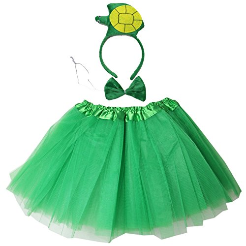 Kirei Sui Turtle 3D Costume Tutu Set]()