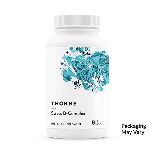 Thorne Research – Stress B-Complex – 60 Capsules